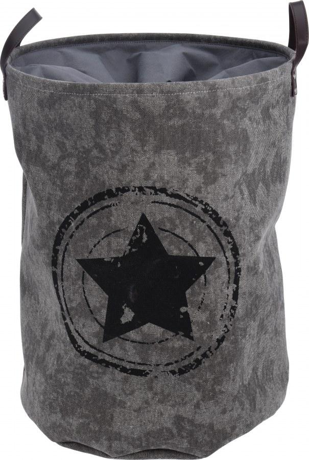 Koš na prádlo s hvězdou