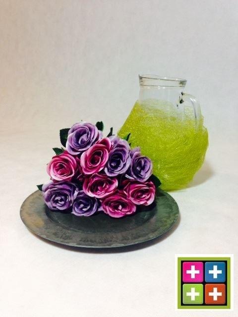 Růžě - umělé