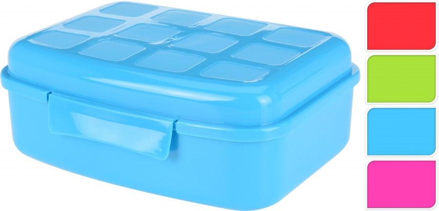 Svačinový box - barevný