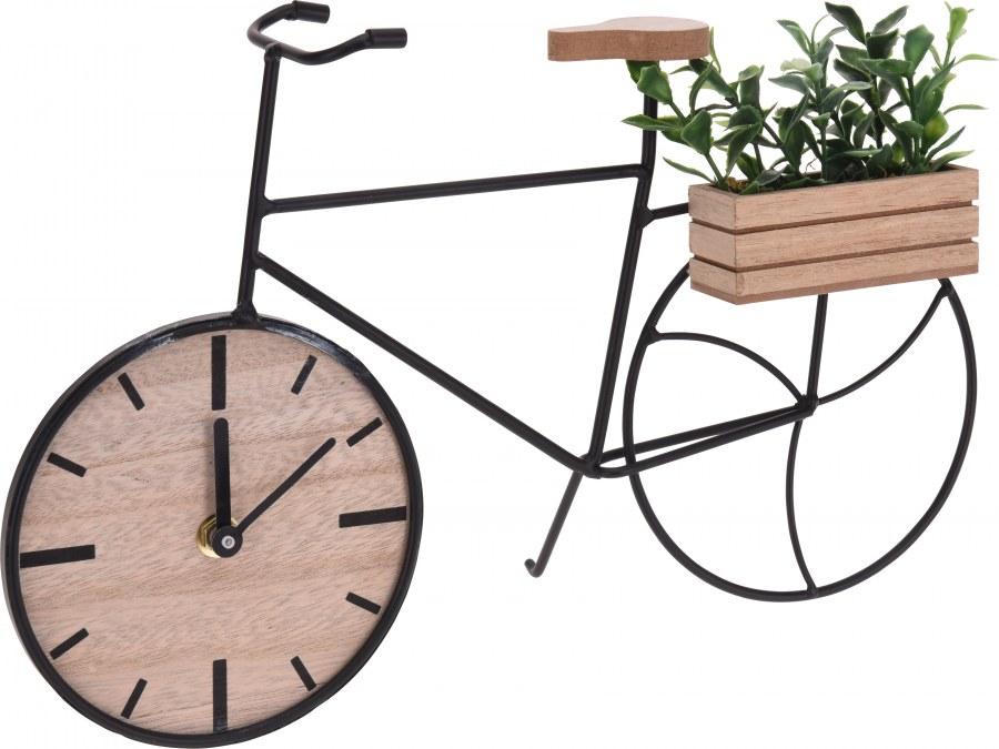Stolní hodiny - kolo
