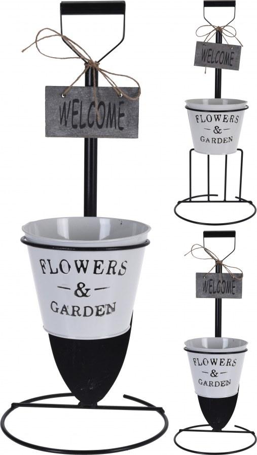 Uvítací květináč