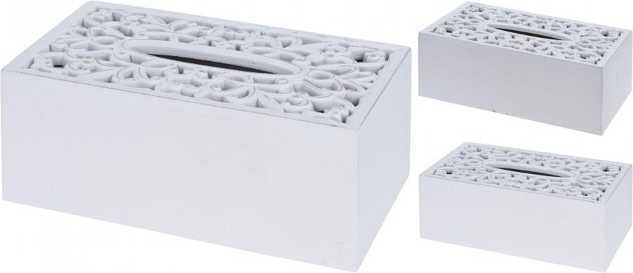 Krabička na kapesníky - ala Provence style
