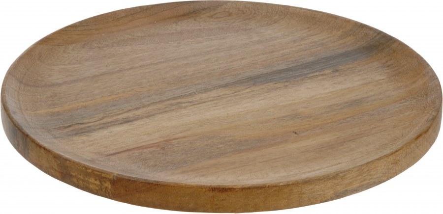 Dřevěný talíř - 40CM
