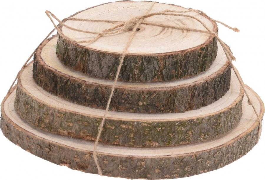Dřevěné dekorační řezy