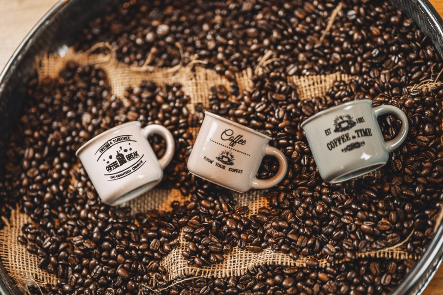 Espresso set - 3ks