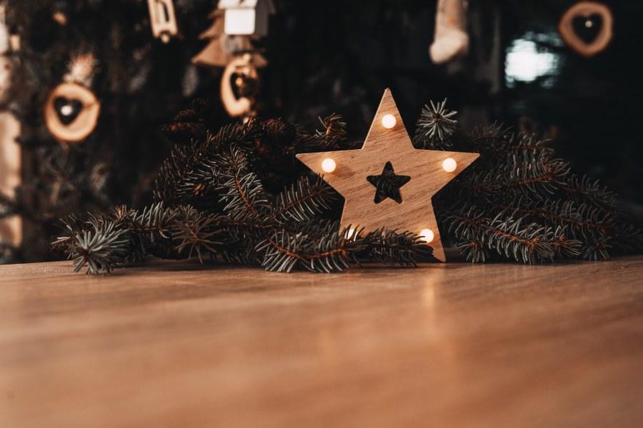 Vánoční ozdoba - LED žárovičky