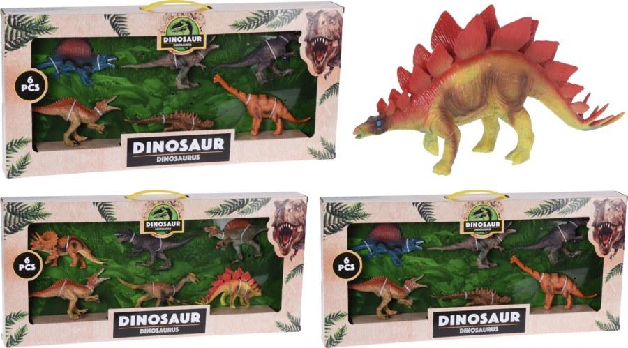 Set plastových dinosaurů