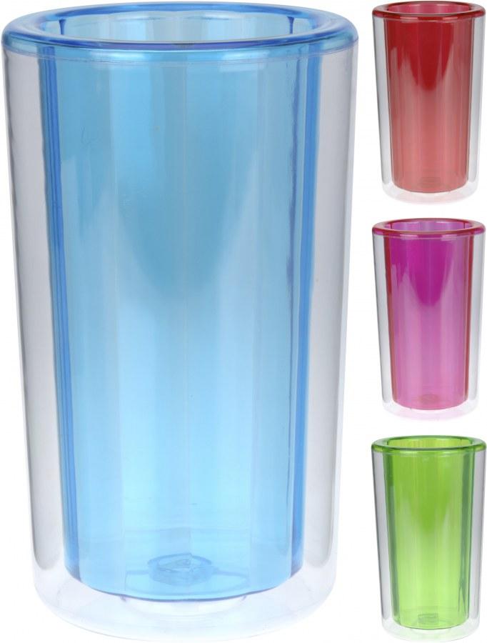 Plastový cooler - chladič lahví